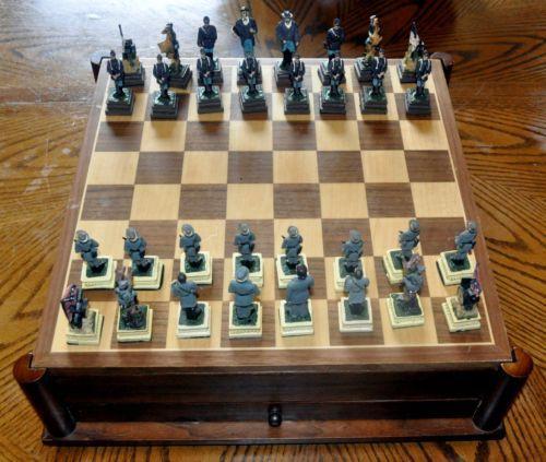 Chess Checkers Set Ebay