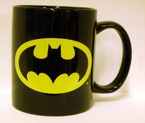 Batman Coffee Mug Ebay