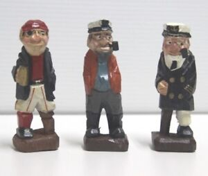 Wanted Carved Wood sailor/Captain nautical