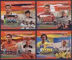 Full Sheet Football Postal Stamps
