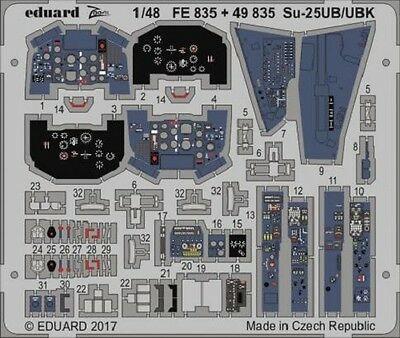 Monogram SAC 48077 Su-25 Frogfoot Landing Gear For 1//48th Scale Revell