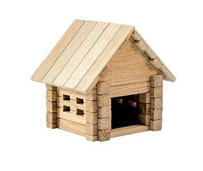 Jouet De Construction 39 Pièces | Ekopia | Maisonnette | Jouet en bois éducatif