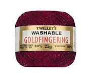 Twilleys Crochet Cotton