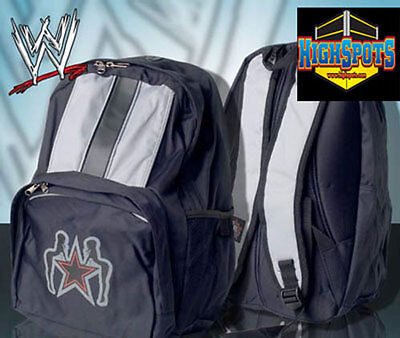 WWE Edge Back Pack, Wrestling Rated R Superstar Backpack Kids ...