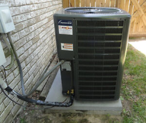 CENTRAL AIR CONDITIONING INSTALLATIONS