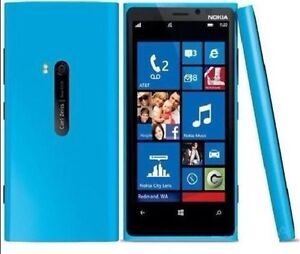 Nokia Lumia 920 Cyan Blue (UNLOCKED) 32 GB
