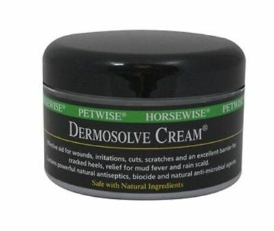 Horsewise Pet Wise Dermosolve Cream wound cream, irritations , cuts, scratches
