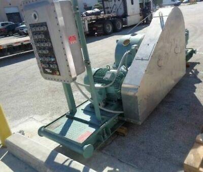 Gardner Denver 200-fxx-001 Duplex Oil Service Pump Unused