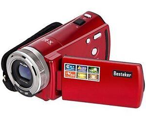 !! Appareil photo numérique, Besteker Portable Digital Video !!