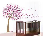 Removable Nursery Wall Stickers