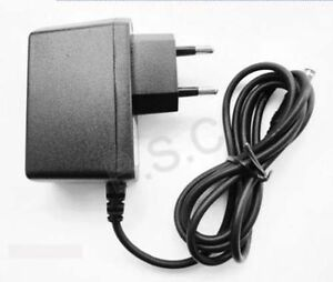 SEGA CD / MegaDrive Power Supply EU Plug- 9V Adaptor for Mega Drive 1 Console