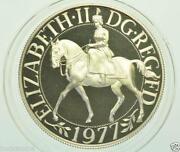 Elizabeth II 1977 Coin