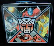 Transformers Lunch Box