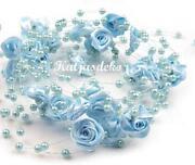 Perlenkette Deko