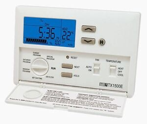 Programable thermostat LUX TX1500E West Island Greater Montréal image 2