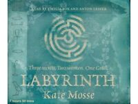 Labyrinth 6 cd 7 hr 50 min audio book