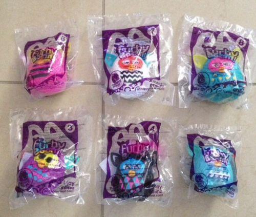 McDonalds Furby | eBay