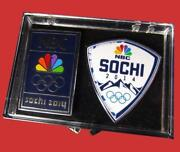 Sochi 2014 Olympic Pins
