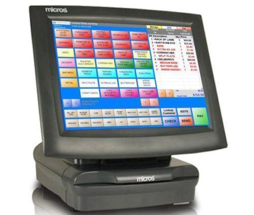 Micros Pos System Ebay