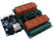 Ethernet Relay Controller