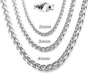 Stainless Steel Chain 2mm