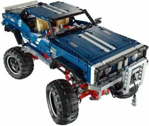 LEGO TECHNIC 4x4 CRAWLER EXCLUSIVE LIMITED EDITION 41999 - NISB
