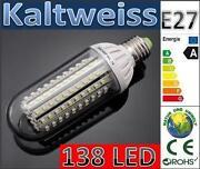 E27 Led-glühbirne 8 Watt