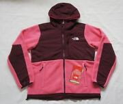 North Face Denali Red