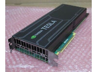 Nvidia Tesla K20X-6GB-GPU/Graphics Card BRAND NEW WITH 3YR WARRANTY FROM OEM