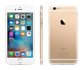 iPhone 6 s Gold
