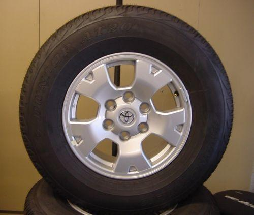 2017 Tacoma Accessories >> Tacoma Wheels Tires | eBay
