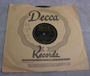 78 RPM Records Bing Crosby
