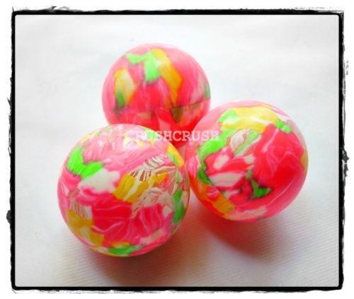 Coloured ping pong balls ebay for Small ping pong balls