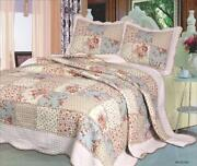 Single Patchwork Quilt
