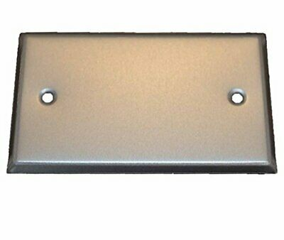 Greenfield Cbps Series Weatherproof Electrical Outlet Box Cover Silver