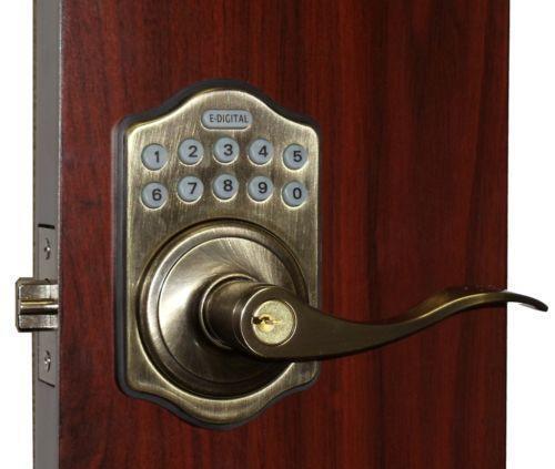 Keyless Entry Door Lock Ebay