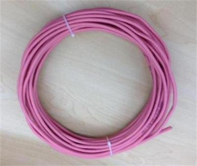 25' Pink Cat5e Patch - 25' FEET FT CAT-5E CAT5E NEON HOT PINK ETHERNET PATCH CABLE NETWORK CORD USA