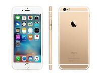 iPhone 6s Plus gold 16gb unlocked mint condition needs gone today