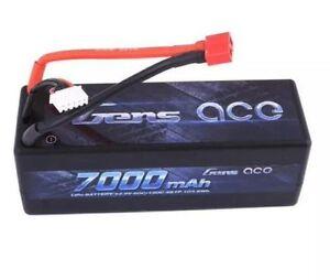 Gens Ace 4S 7000mAh 14.8V 60C 4S1P LIPO BATTERY 5000 LOSI RC8 OFNA MUGEN HPI