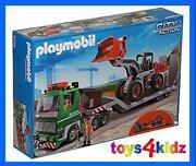 Playmobil Tieflader