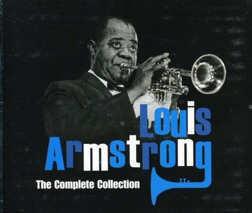 Louis Armstrong - Complete Collection [New CD] Louis Armstrong - Complete Collec