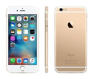 iPhone 6s Unlocked - GOLD 16Gb