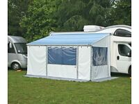 Fiamma motorhome awning privacy room