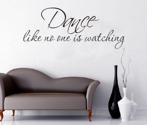 Dance Wall Decals | EBay