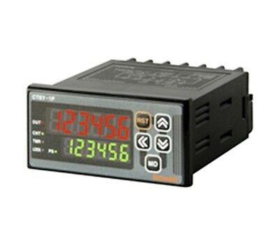 Digital Timer Counter Autonics Ct6y-1p4 Single Preset Various Function 6digit