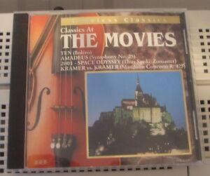CDAUDIO - Classic at The Movies