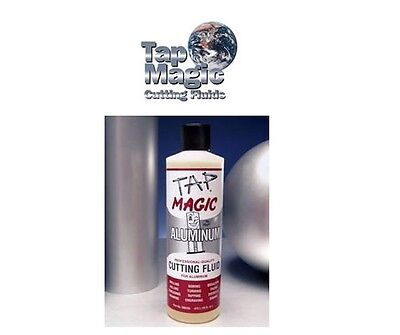 Tap Magic Aluminum Tapping Drilling Milling 16 Oz Fluid 20016a