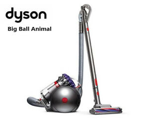 Dyson Big Ball Animal Canister Vacuum - Iron/Purple - $290