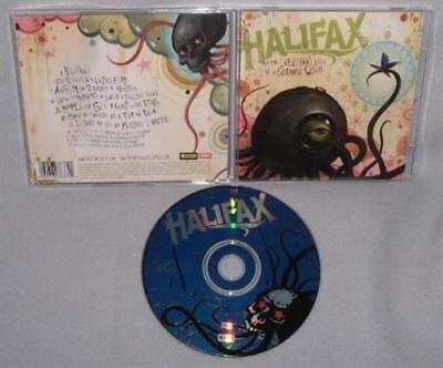 CD HALIFAX The Inevitability of a Strange World (Halifax The Inevitability Of A Strange World)