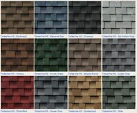 Roofing. Experienced Crew. Shingle warranty with Gaf products.
